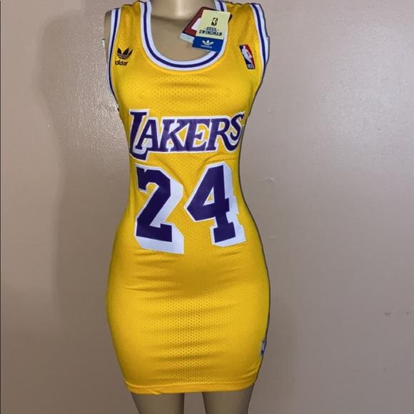 COPY - Lakers Jersey Dress NEW